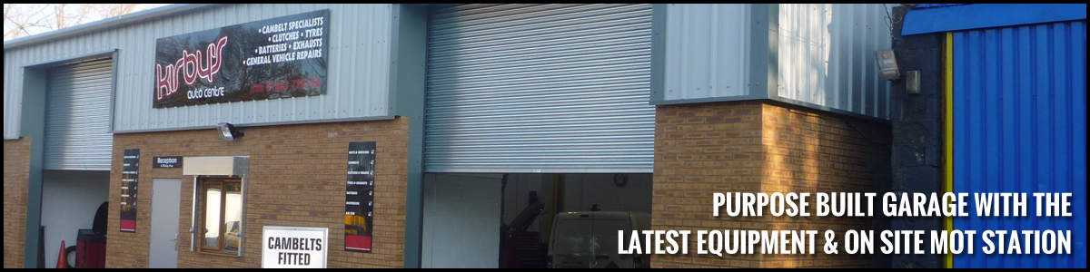 Kirby's Auto Centre - Cambelt Specialists, General Vehicle Repair & MOT Serving Centre, Norwich