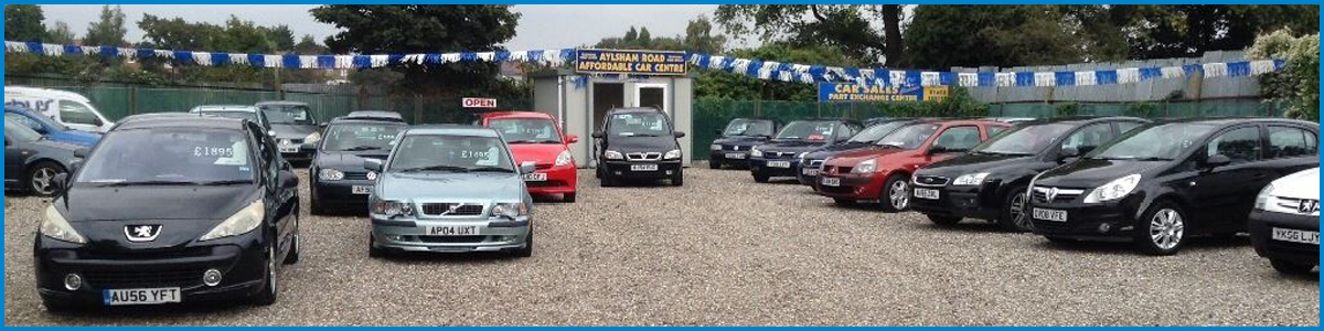 Affordable Car Sales at Kirby's Auto Centre, Norwich
