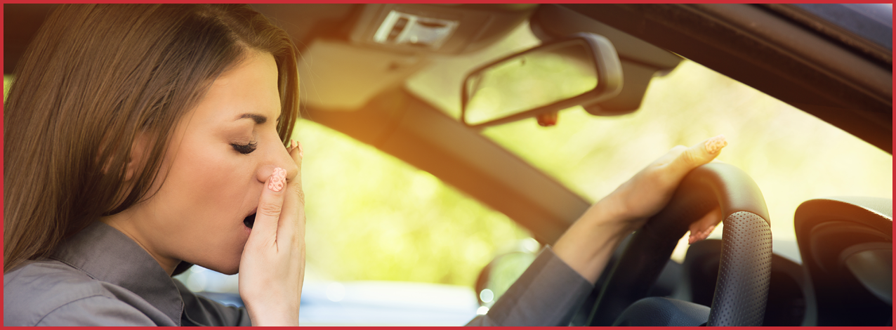 Top tips for avoiding fatigue behind the wheel | Kirby's Auto Centre